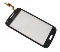 Samsung Galaxy Core i8260 Сенсорный экран кривой шлейф черный