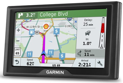 GPS-навігатор Garmin Drive 61 LMT-S Europe