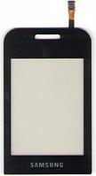 Samsung E2652 Champ Duos Сенсорный экран  черный