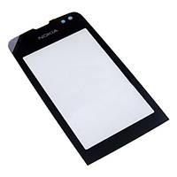 Nokia Asha 311 Сенсорный экран  черный