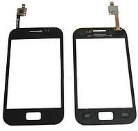 Samsung Galaxy Ace Plus S7500 Сенсорный экран  черный