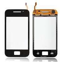 Samsung Galaxy S Duos S7562 Сенсорный экран  черный
