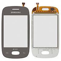 Samsung Galaxy Pocket Neo S5312 Сенсорный экран  черный