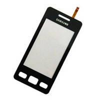 Samsung S5260 Star 2 Сенсорный экран черный