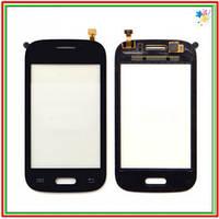 Samsung Galaxy Young Duos S6312 Сенсорный экран  черный