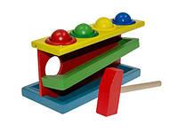 Деревянная игрушка Стучалка MD 0026