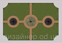 Реализован проект благоустройства парка Горького в Одессе