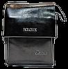 Мужская сумка BOLOWK из искусственной кожи черного цвета CМ-82(С)