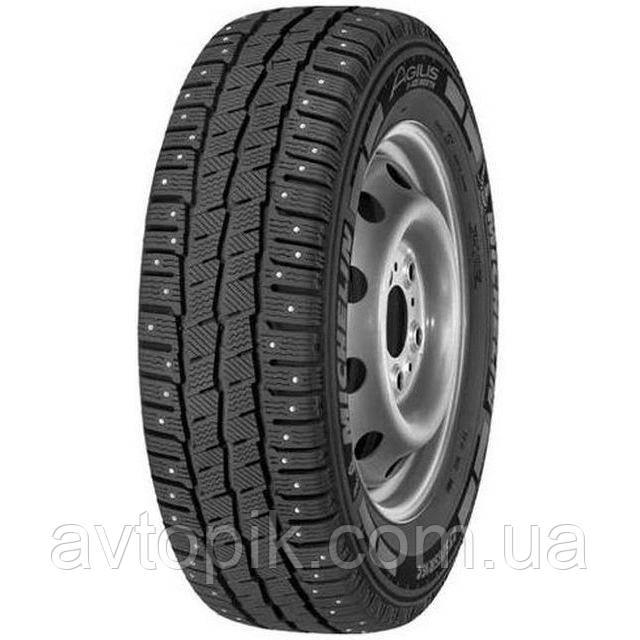 Зимние шины Michelin Agilis X-Ice North 195/70 R15C 104/102R (шип)