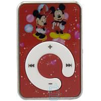 MP3 плеер Mickey Mouse Красный