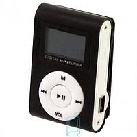 MP3 плеер iPod FM с дисплеем черный
