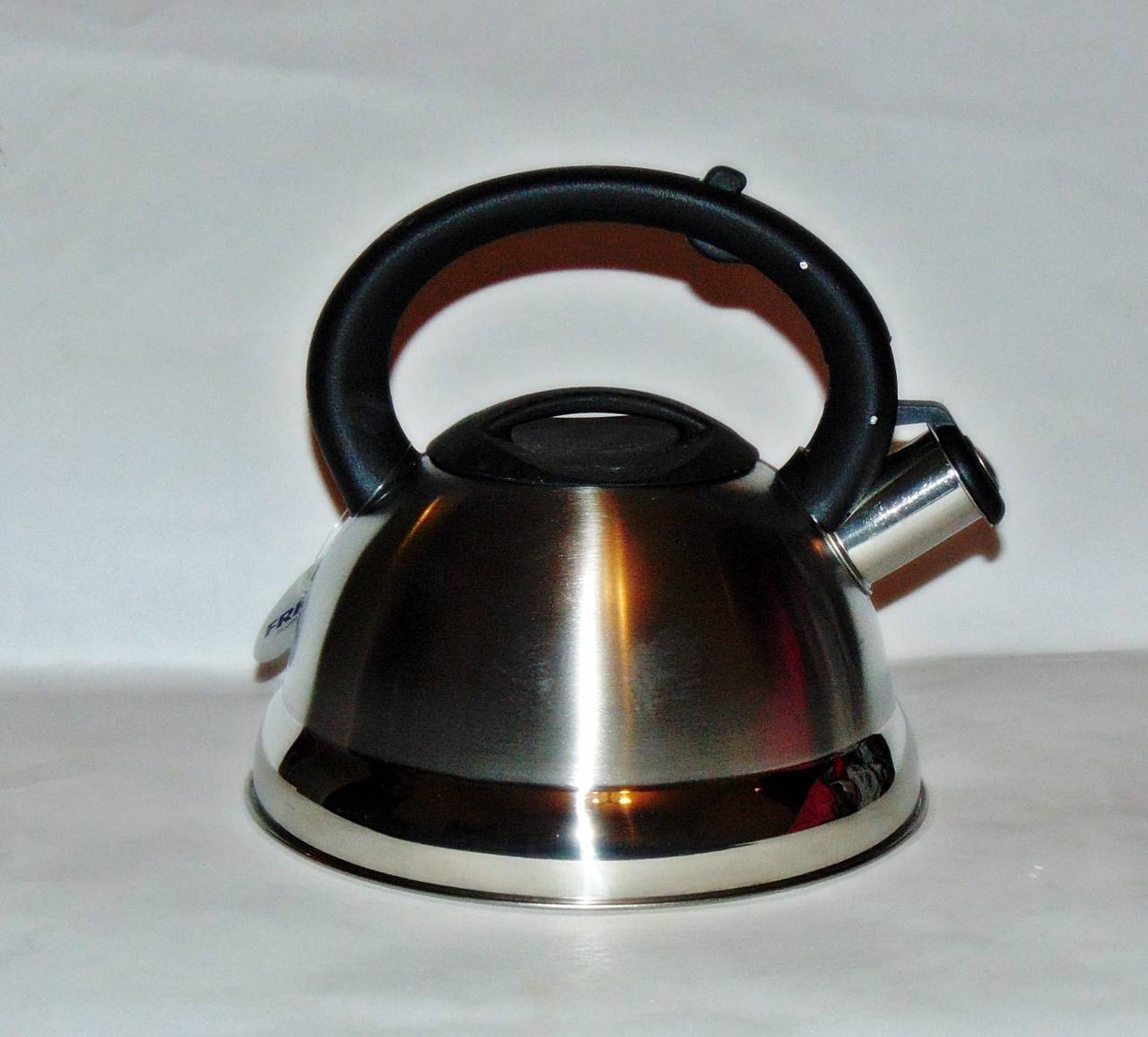 Чайник из нержавеющей стали 3 л Frico FRU-754