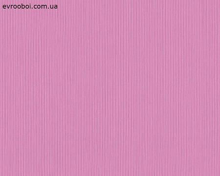 Обои яркие, однотонные, сиренево-розовые 345479.