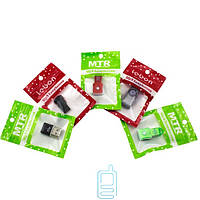 Переходник с Micro SD на USB mix color
