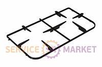 Решетка (правая/левая) 450x240mm для газовой плиты Indesit C00114519 (металлическая)