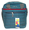 Мужская тканевая сумка XIАNG DI серого цвета GGG-007335