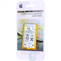 Аккумулятор Apple iPhone 3GS 1219 mAh AAA класс