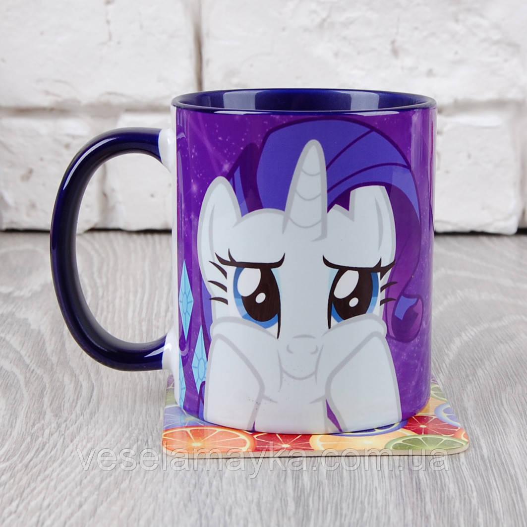 Чашка Rarity (My Little Pony)