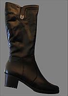 Женские кожаные сапоги, сапоги зимние от производителя модель ВБ4001