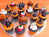 Капкейки на HALLOWEEN (Хеллоуин), фото 2