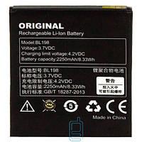 Аккумулятор Lenovo BL198 2250 mAh A678t, A850, S860, S890 AAA класс