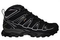 Мужские зимние ботинки Salomon X ULTRA MID 2 GTX, Р. 41 43,5 46