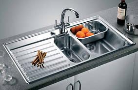 Кухонные мойки из нержавеющей стали