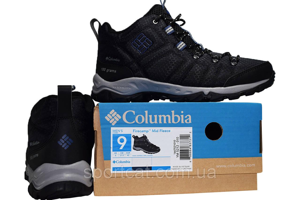 Зимние мужские ботинки Columbia Firecamp от интернет-магазина «Sport ... 488f5e7d16e