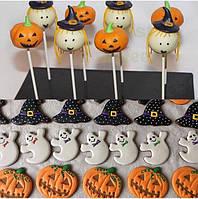 Кейк-попсы на Хэллоуин, фото 1