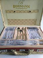 Набір столових приладів Bohmann BH-5946 MR-A 72 пр., фото 1