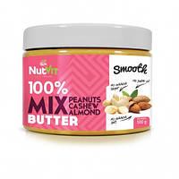 NUTVIT 100% MIX BUTTER 500гр