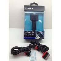 LDNIO АЗУ USB для Samsung Galaxy (10,5 W, 2100 mA) DL-DC215 black