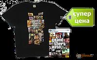 GTA 5 + Футболка GTA 5 Bundle