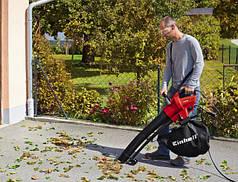 Пылесосы содовые- воздуходувы для листвы