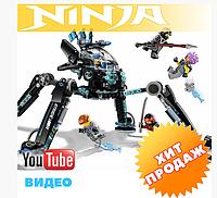 Конструктор Ninja Movie SY928 Водяной Робот (аналог Lego Ninjago 70611)