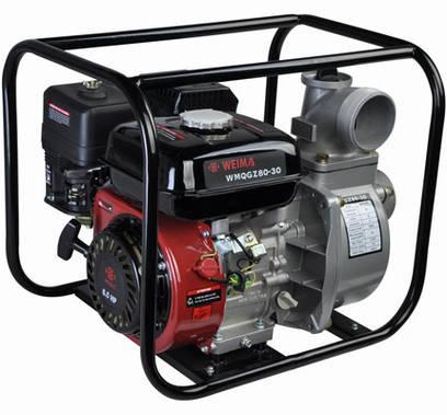 Бензиновая мотопомпа для грязной воды Weima WM PW 80-26