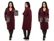 Женское модное пальто ДВ754(бат)