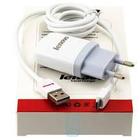 СЗУ + USB Lenovo TC B250 5V 1000 mA white