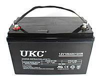 Аккумулятор BATTERY GEL 12V 100A UKC (1)