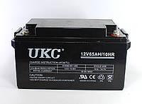 Аккумулятор BATTERY GEL. 12V 65A (1)