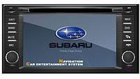 """Штатная магнитола субару 6831 """"Subaru Forester"""", фото 1"""