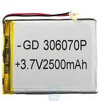 Аккумулятор GD 036070P 1800mAh Li-ion 3.7V