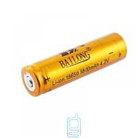 Аккумулятор для фонарика BAILONG Li-ion 18650 3.7-4.2V