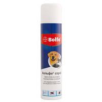 Больфо BOLFO спрей от блох и клещей для собак и кошек, 250 мл