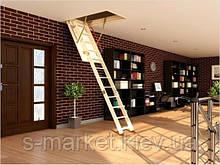 Горищні сходи Fakro LWS Plus 60х94х280