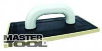 MasterTool  Терка пластиковая 130*270 войлочное покрытие 10мм, Арт.: 08-1310