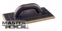 MasterTool  Терка пластиковая 130*270 войлочное покрытие 12 мм, Арт.: 08-1311