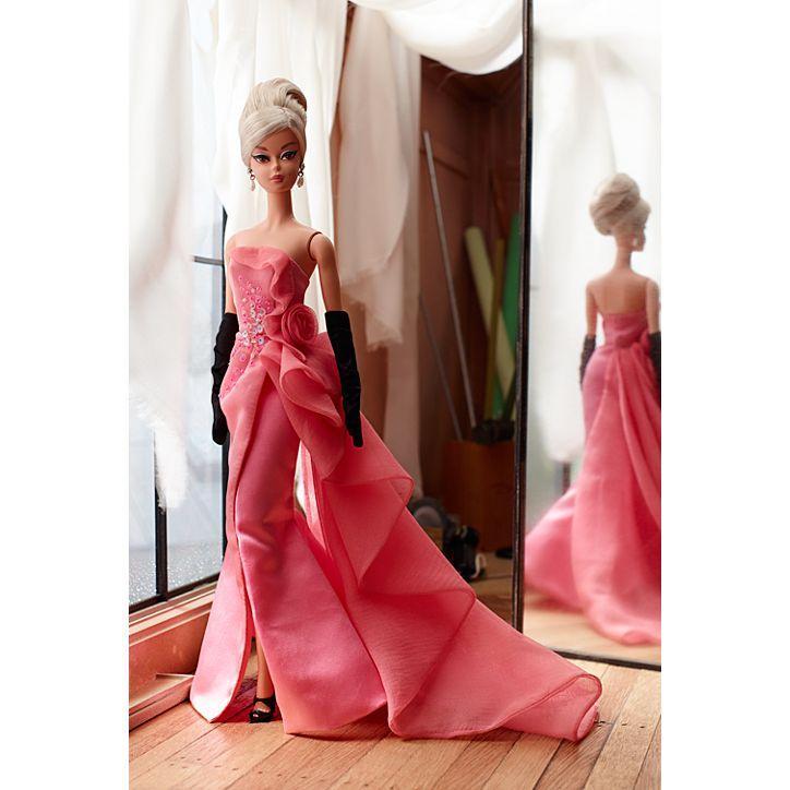 Колекційна лялька Барбі Силкстоун / Glam Gown Barbie Doll