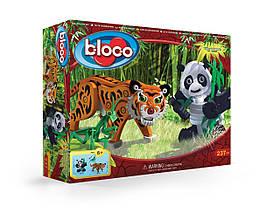 Конструктор Bloco Тигр і Панда