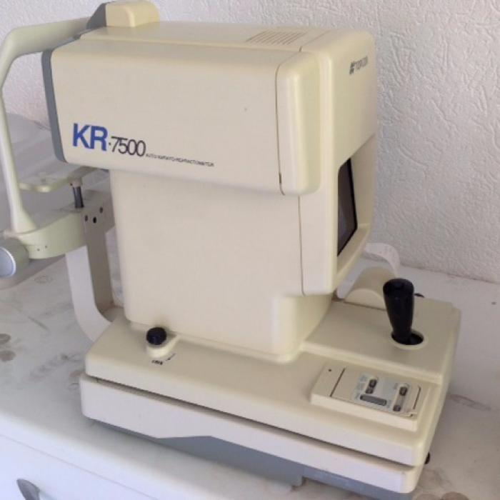 Авторефрактометр Topcom KR7500
